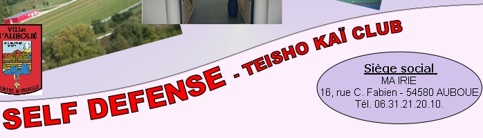 SELF DEFENSE - TEISHO KAÏ CLUB